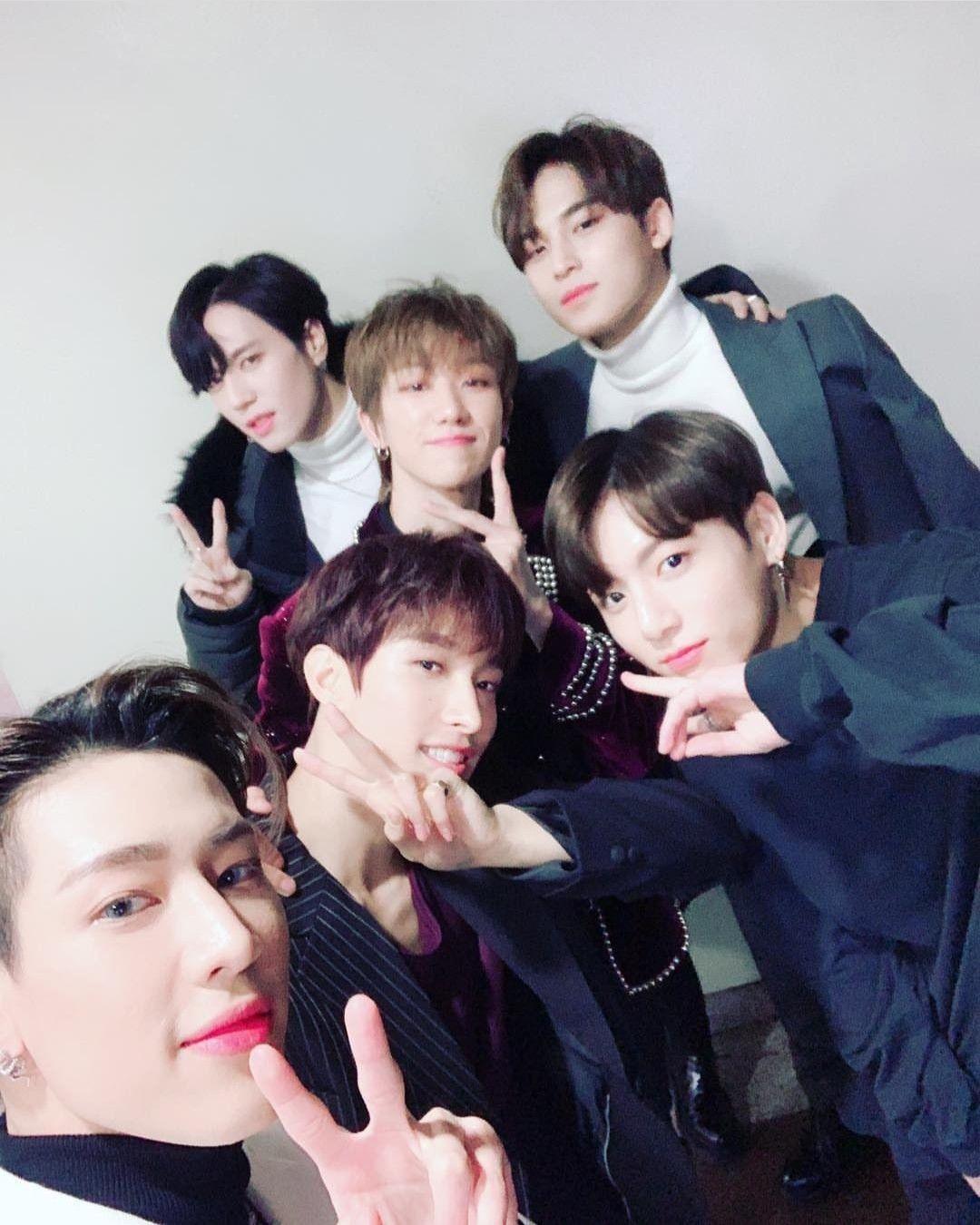 1997 Liners Jungkook Yugyeom Bambam Dk The8 Mingyu Jungkook Got7 Kpop