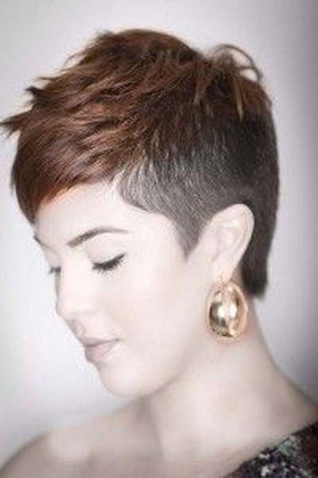 Voorkeur Kort geschoren kapsels vrouwen | kapsels W & M | Pinterest #JI92