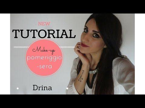 make-up pomeriggio/sera - YouTube