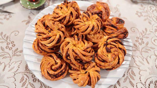 Nefis Yemek Tarifleri Çemenli Yumak Poğaça Tarifi