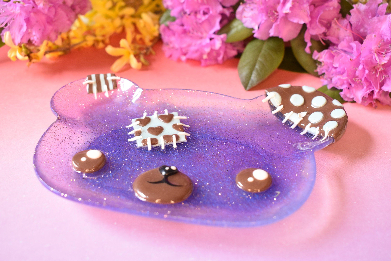 Galaxy Bear Dish