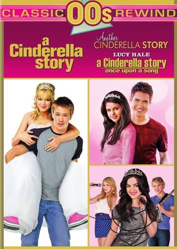 A Cinderella Story Collection 3 Discs Dvd