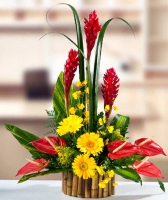 Pin by diosa azteca on arreglos florales | Pinterest | Flower ...