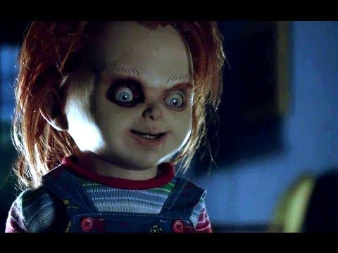 Curse Of Chucky Official Trailer Hd The Facial Expression He Can Make Now Make It All The More Terrifying Chucky Chucky Trailer Movie Blog