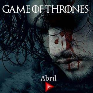 Assistir Game Of Thrones Online 2016 6 Temporda Jon Snow Poster