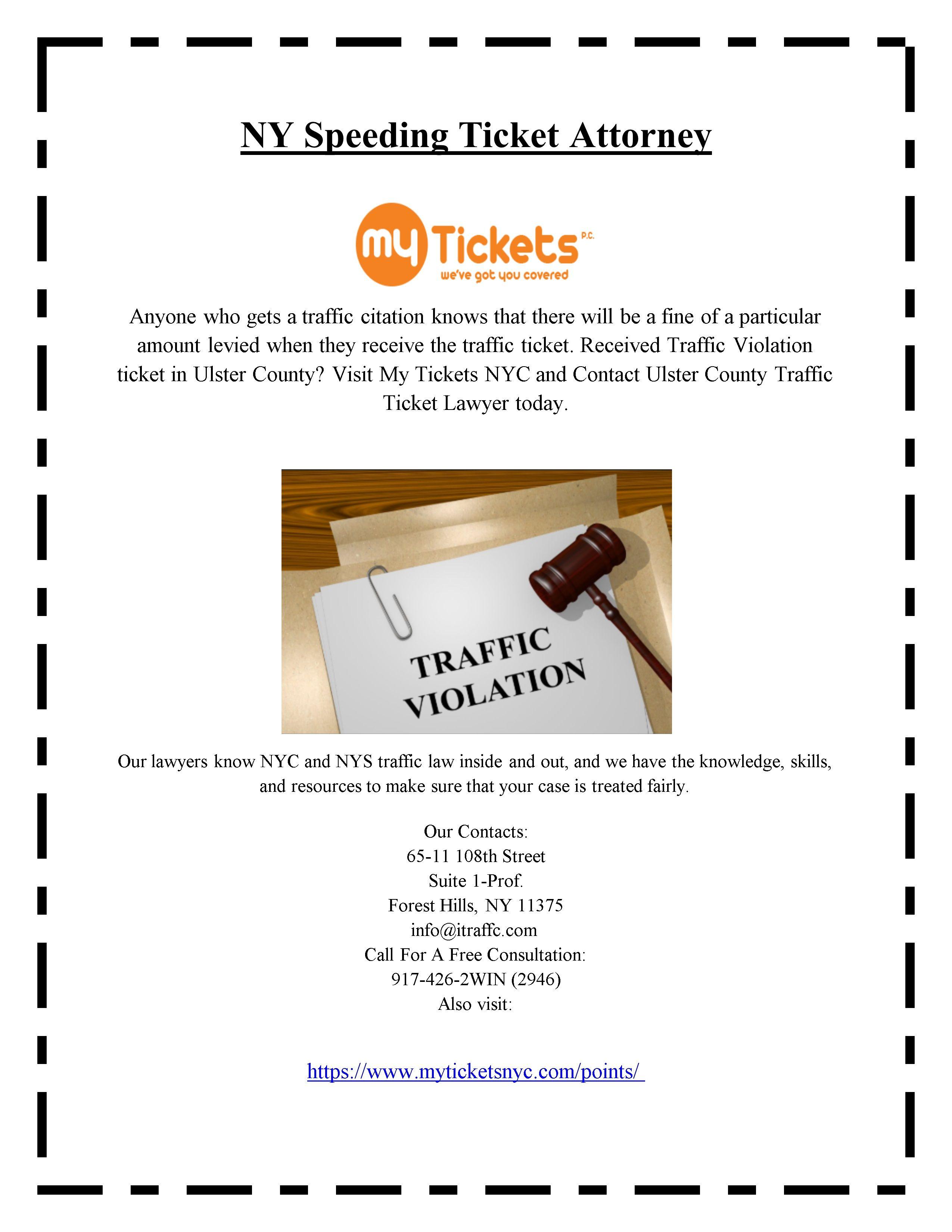 Ny Speeding Ticket Attorney Speeding Tickets Traffic Ticket Lawyer Attorneys