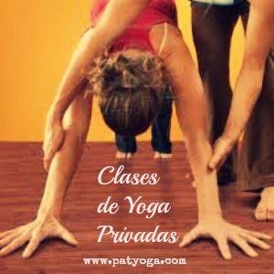 Clases de yoga privadas | Patricia Chalbaud