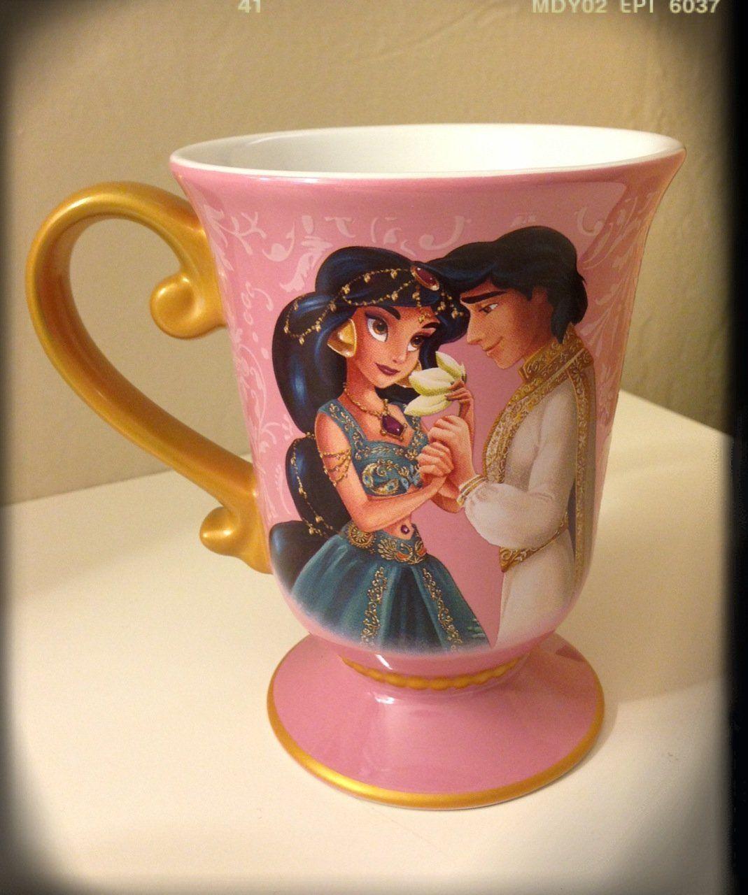 Amazon aladdin coffee mugs - Disney Aladdin Coffee Mugs Are Available Here At Mug Freaks