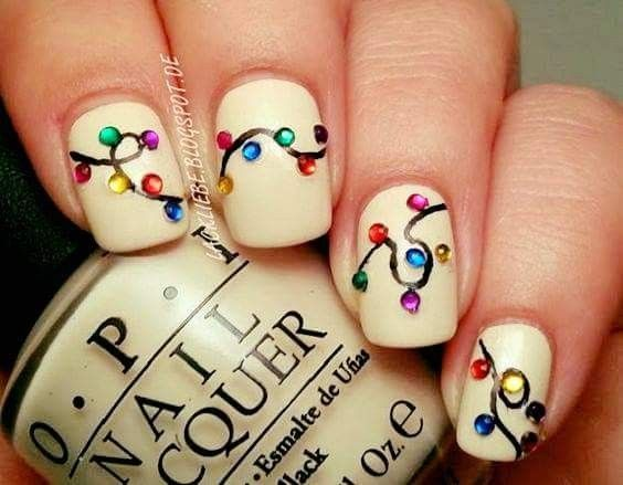 I Like These Nails Pinterest Pedicures Winter Nail Art And