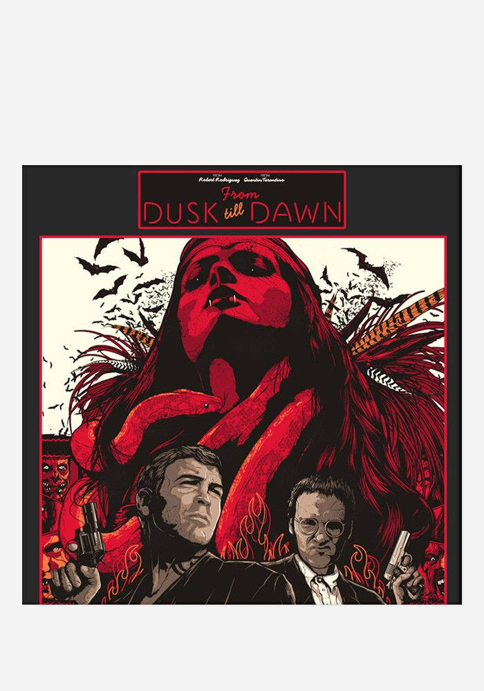 Soundtrack - From Dusk Till Dawn 2 LP