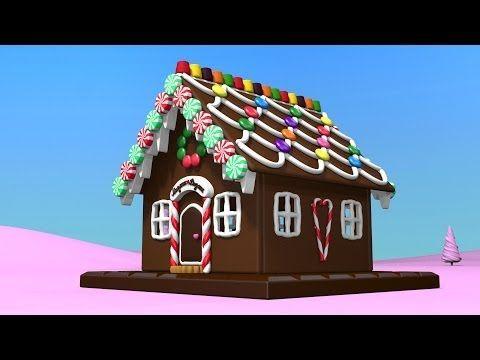 Dessin animés de Noël pour les enfants Jeu du0027assemblage  la maison