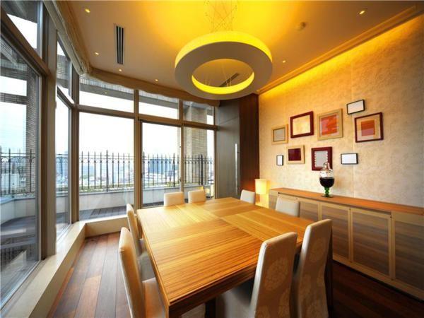 L\u0027appartement avec 1 chambre le plus cher du monde \u2013 Salle à manger