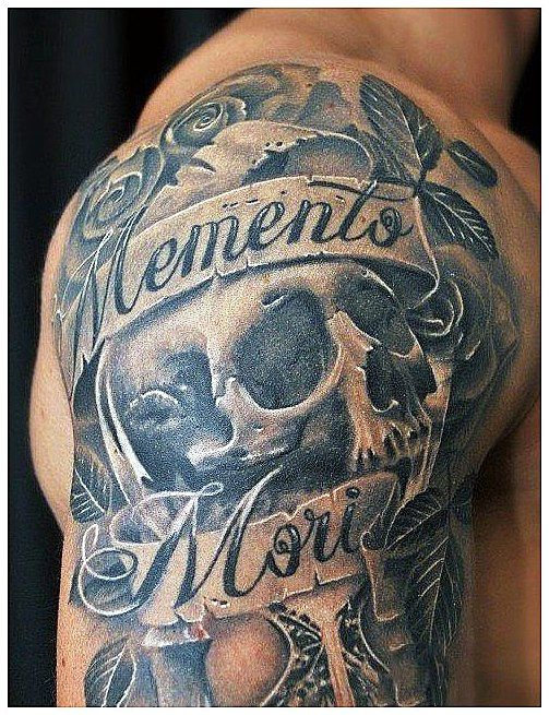 RetroTattooIdeas Tattoo 60 Memento Mori Tattoo Designs