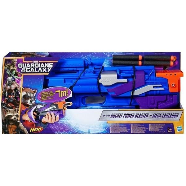 Hasbro Nerf Star Lord Quad Blaster - Guardians of the Galaxy