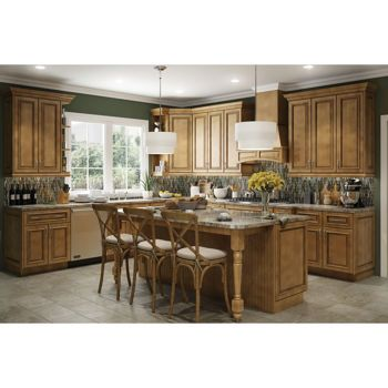 semi custom kitchen and bath cabinets by all wood cabinetry ships in rh pinterest com
