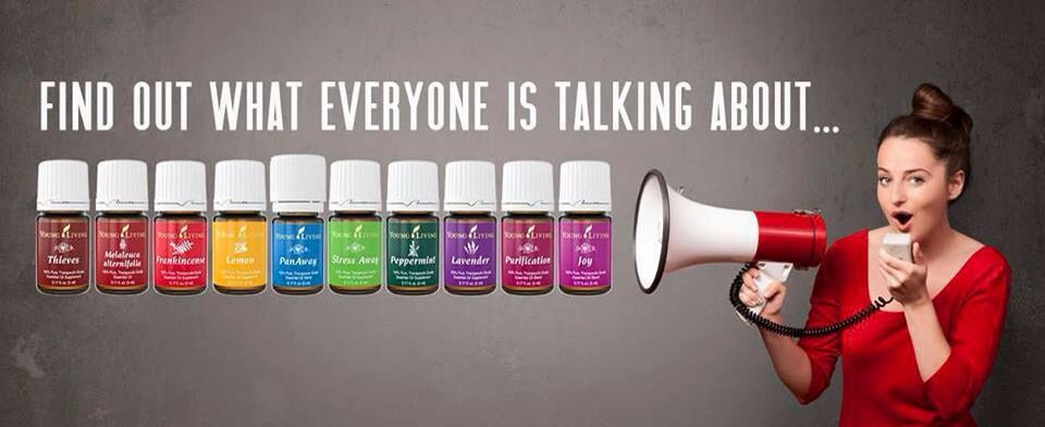 Young living essential oils!  Http://www.youngliving.org/carlafranco34