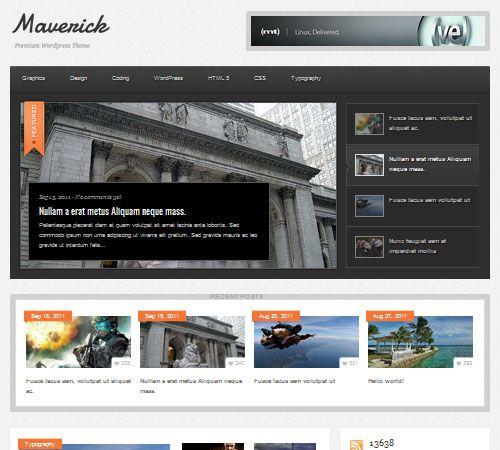 30+ New Best Premium Magazine WordPress Themes | Wordpress, Design ...