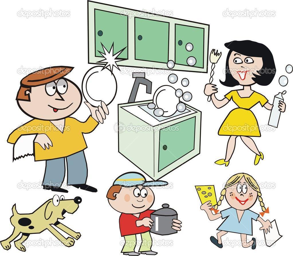 Limpiar Dibujo Animado Buscar Con Google Orden En Casa