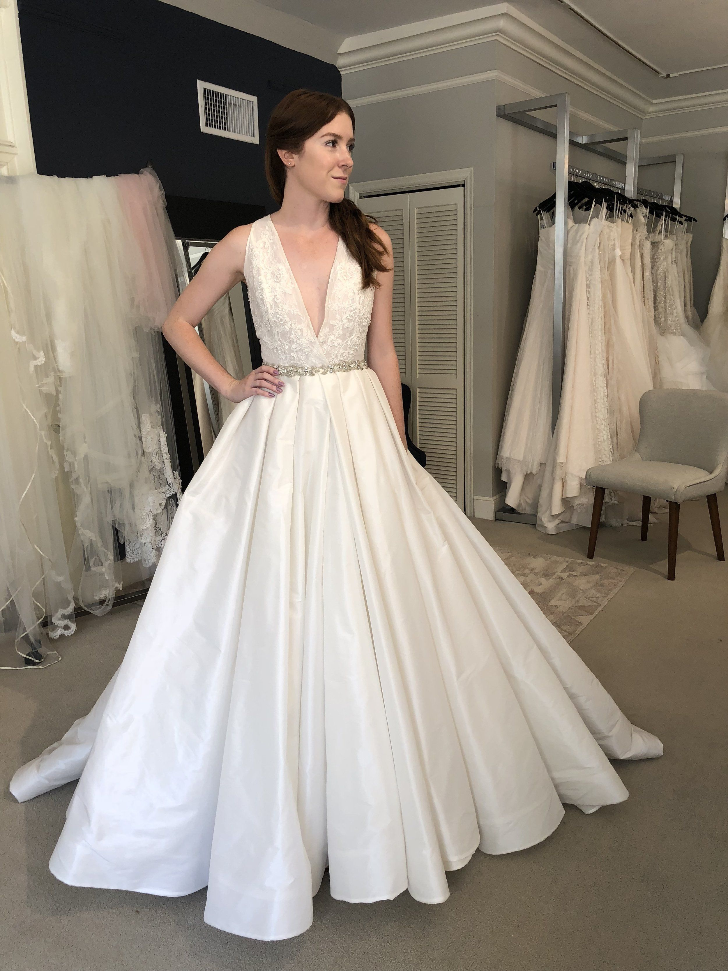 Bridal Dress for Less