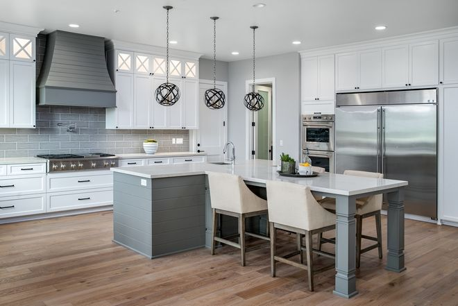 chelsea gray by benjamin moore painted in chelsea gray by benjamin moore a t shaped island is on t kitchen layout id=64129