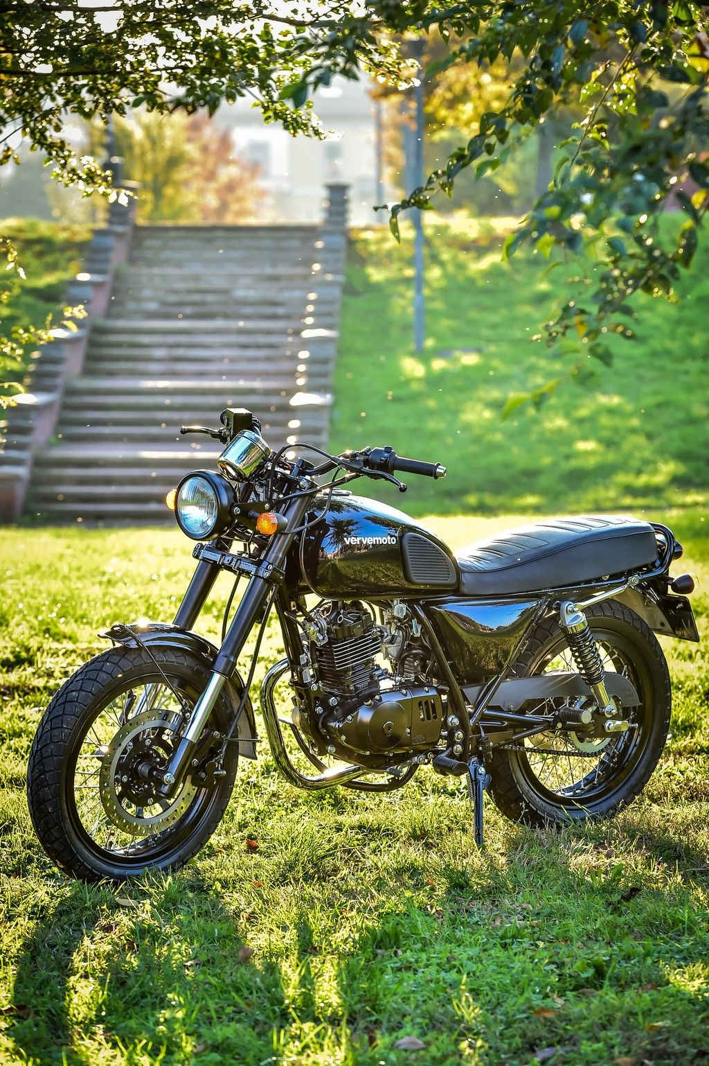 Verve Moto Classic 125 E Classic S 125 Just Ride Cavalli Vapore Auto Moto Auto Moto