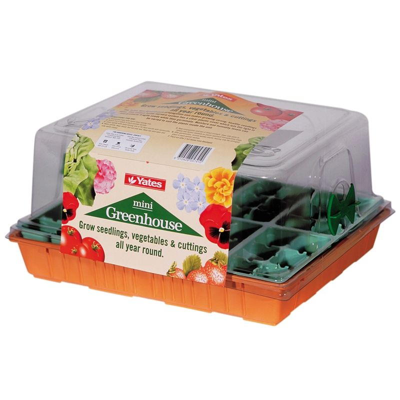 Find Yates Mini Greenhouse At Bunnings Warehouse Visit Your Local Store For The Widest Range Of Garden Products Mini Greenhouse Greenhouse Garden Hardware