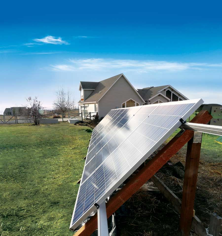 Choose diy to save big on solar panels for your home do it choose diy to save big on solar panels for your home consider installing solutioingenieria Gallery