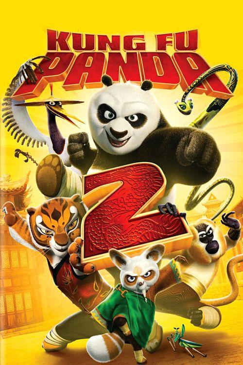 Kung Fu Panda 2 (2011) Hindi Dual Audio 720p BluRay 850MB