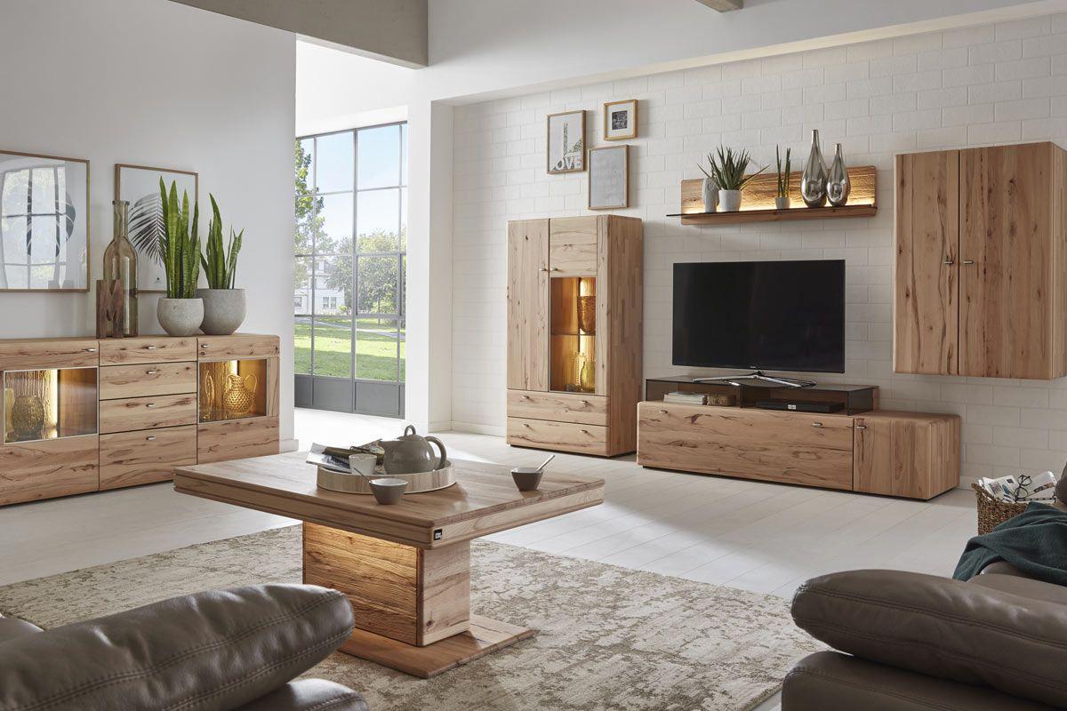 Interliving Wohnzimmer bei Möbel Janz in Schönkirchen bei Kiel