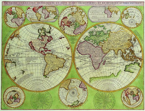 Old world map, Historical maps, Antique world map, Map, 137 - new antique world map images