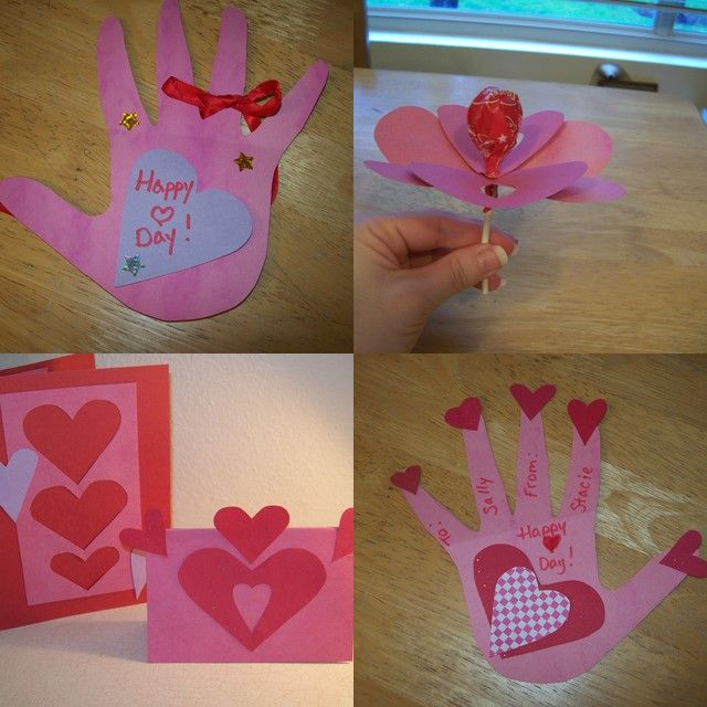 Homemade Valentine Cards Fun Project for Kids – Homemade Valentine Cards for Kids