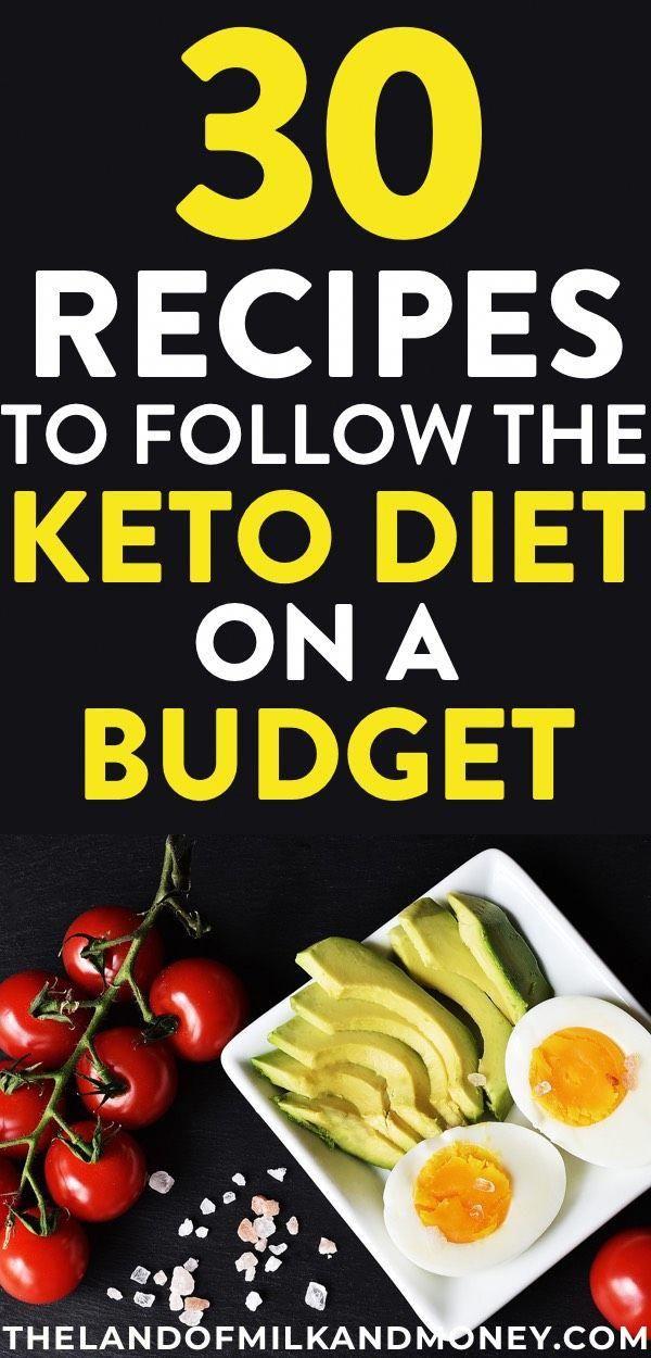 Easy 1 Week Keto Meal Plan