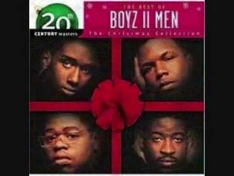Boyz II Men and Brian McKnight Let It Snow...wow, this is a true ...