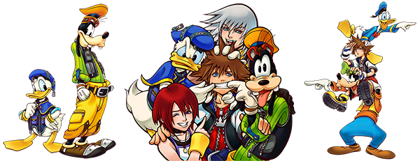 A Look Back Kingdom Hearts Ultimania Gallery Comments Part 1 News Kingdom Hearts Insider Kingdom Hearts You Are The Father Song Artists