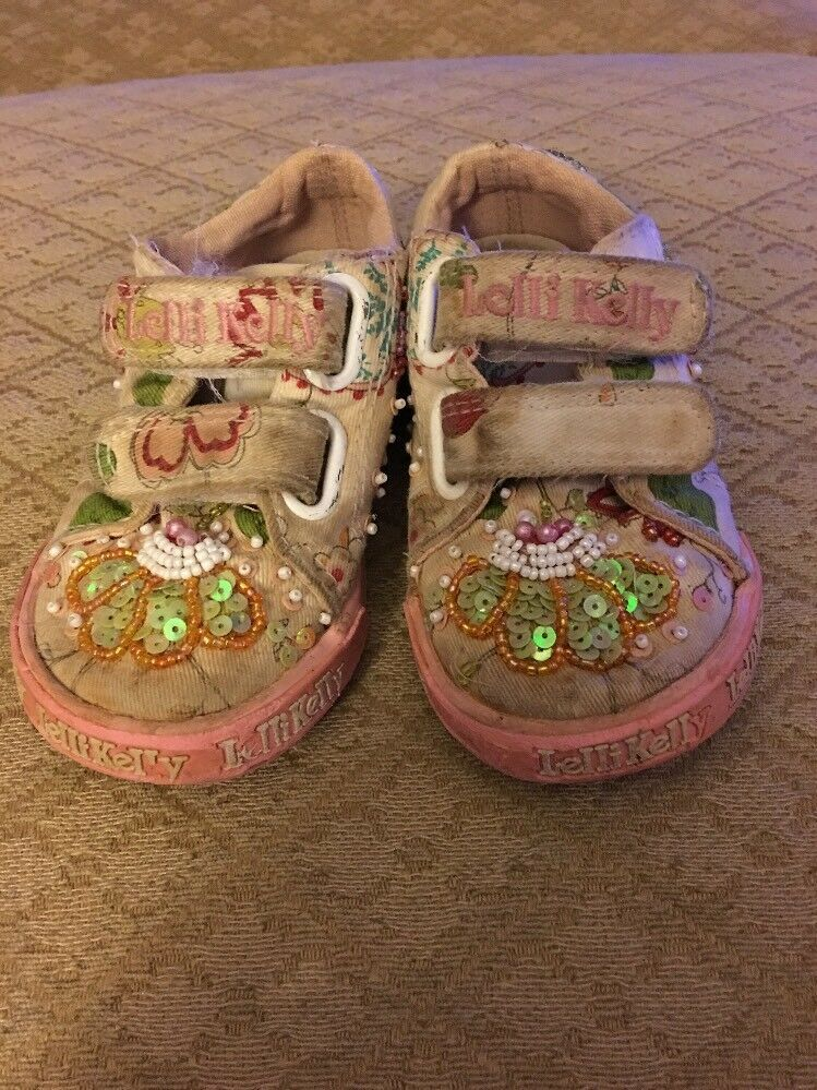 LELLI KELLY Sonia Pink Girl/'s Sandals Size UK 11//12//12.5//13//1//2//2.5//3//4