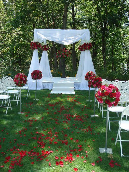 Charmant Backyard Weddings