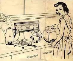Afbeeldingsresultaat voor the happy housewife vintage