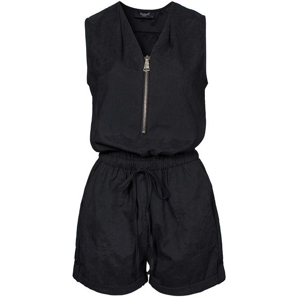 fa5c54cad56f Sisters Point Game Jumpsuit ( 78) ❤ liked on Polyvore featuring jumpsuits