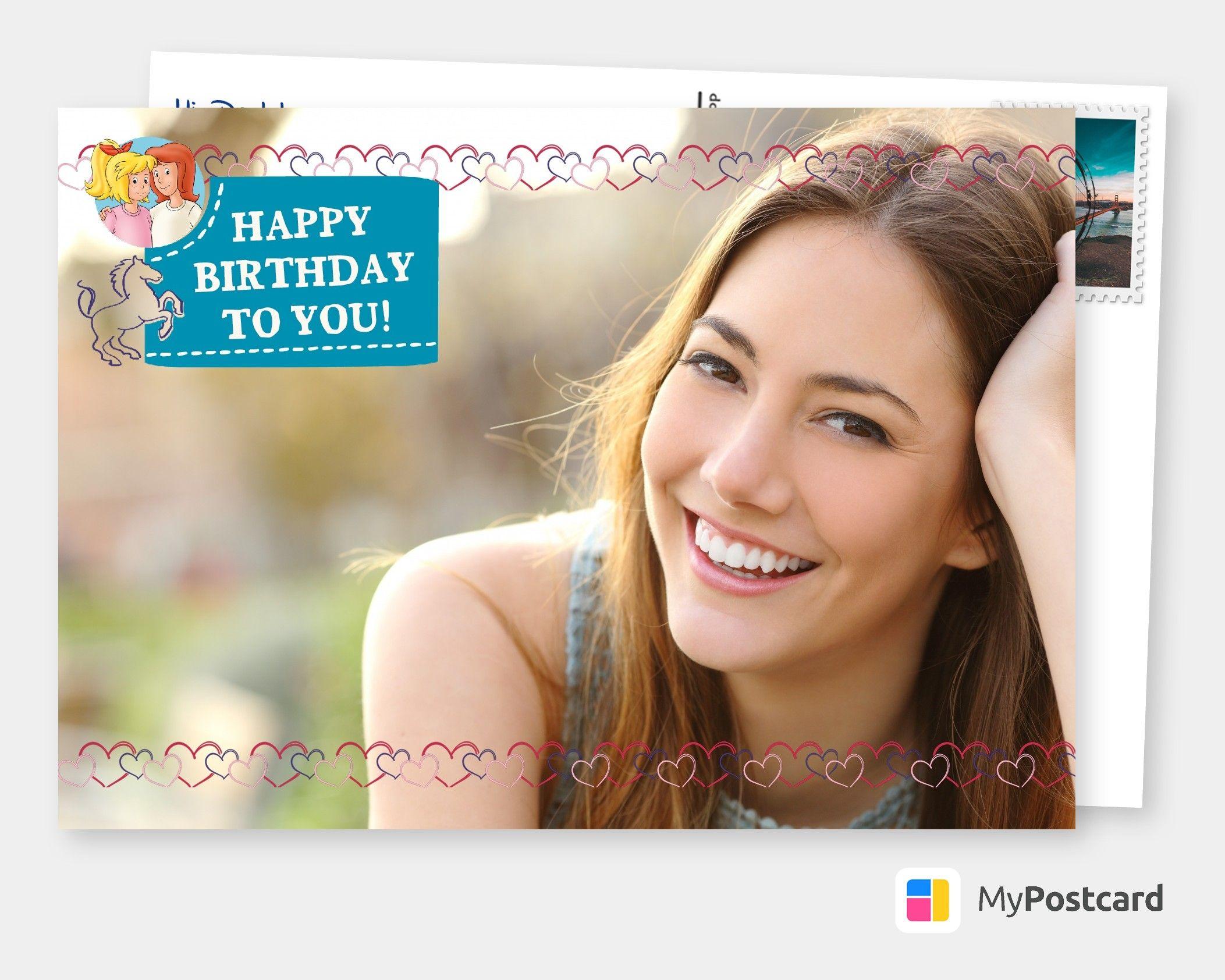 Happy Birthday To You Film Musik Karten Echte Postkarten Online Versenden Postkarten Online Postkarten Grusskarte
