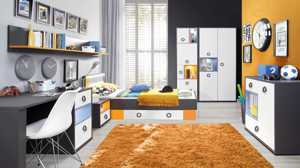 Forte Colors Mobel Forte Colors Mobel In 2020 Home Decor Kids Bedroom Boy S Room