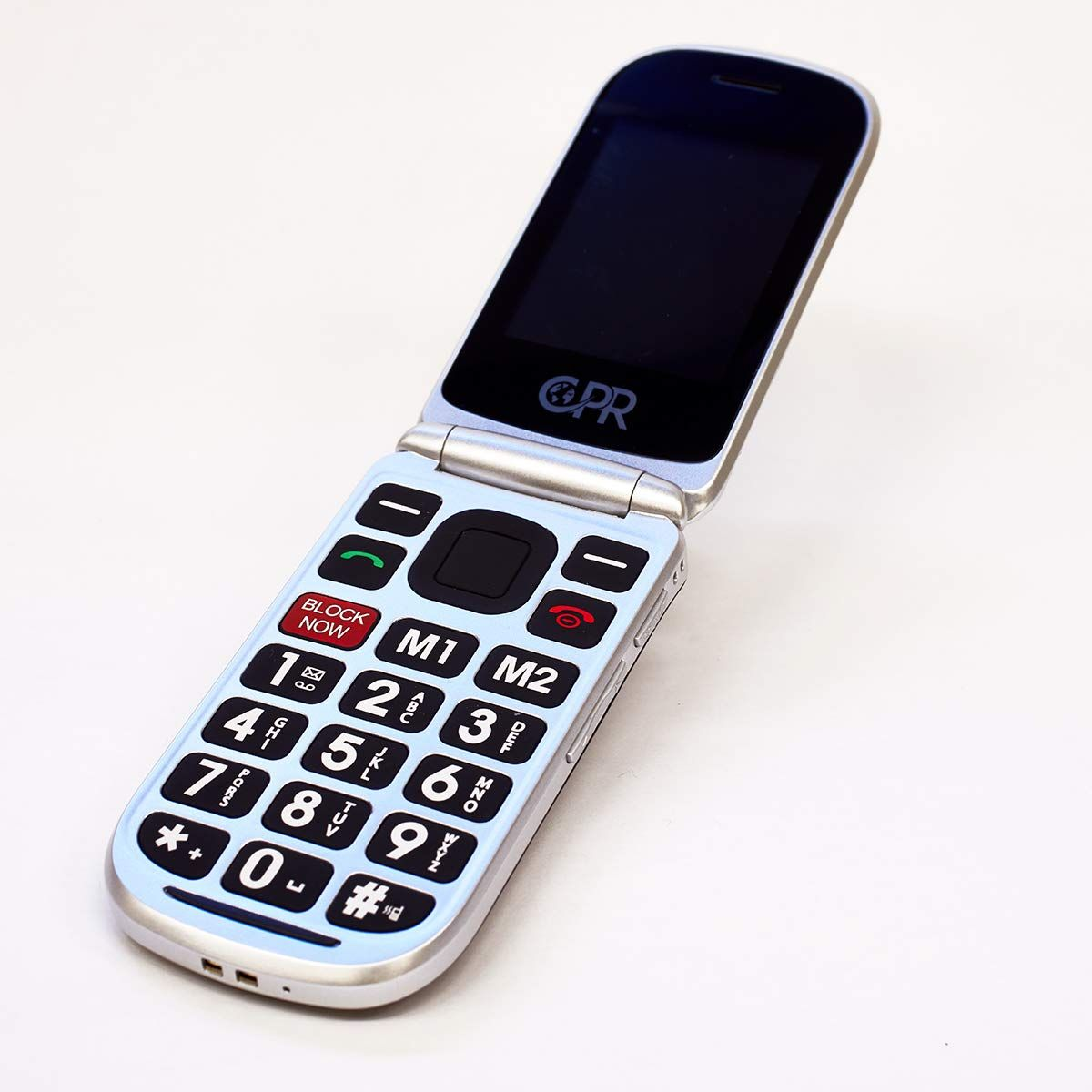 Cpr Cs900 Flip Cell Phone For Seniors Petagadget In 2020 Cell