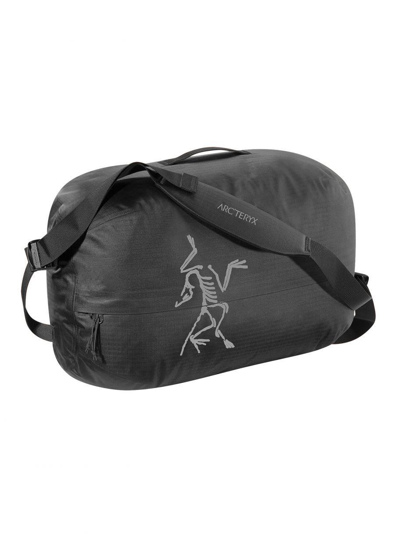 Torba Podrozna Arcteryx Carrier Duffel 35 Black Duffle Duffel Bags