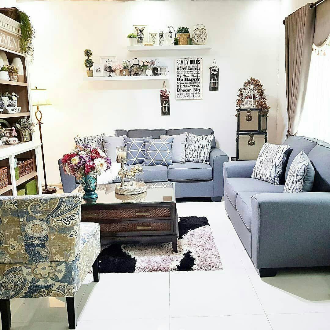 Dekorasi Ruang Tamu Kecil Mewah