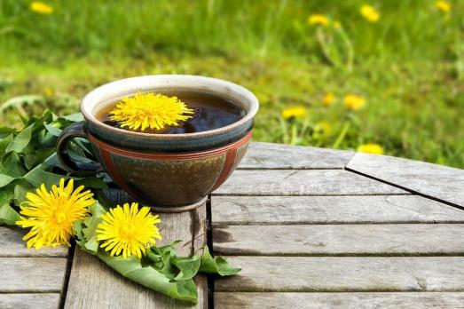 Detoxsmoothie In 2020 Dandelion Tea Dandelion Coffee Dandelion Root Tea