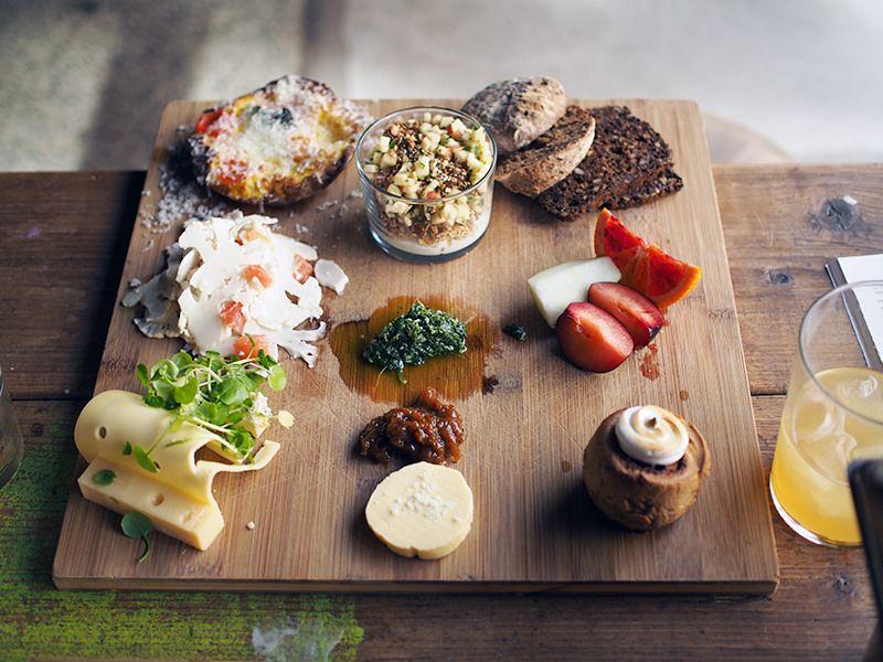 Organic brunch | NEIGHBOURHOOD Copenhagen | 365 days with Ida