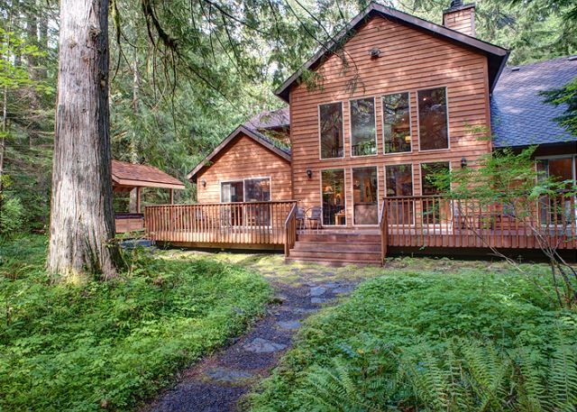 featured hood cabins mt rentals cabin vacation