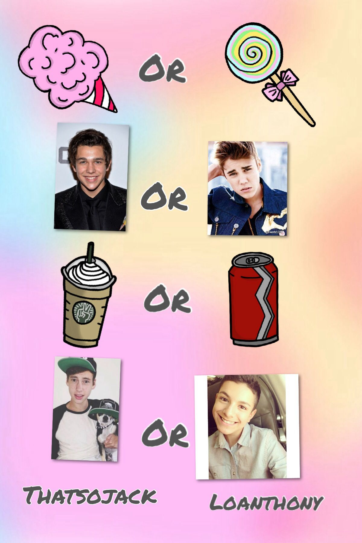 Get All As: Get All For A Follow Get 3/4 For A Shout Out !!!