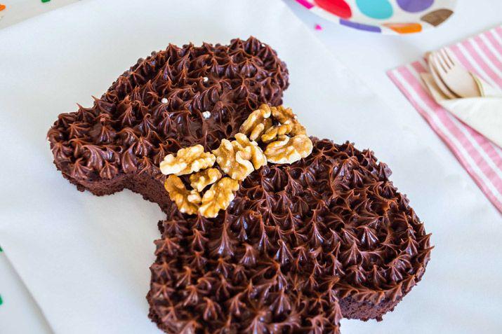 Cómo hacer una tarta en forma de osito #TousKidsBaby