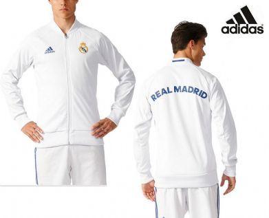 faee1365a2235 Chaqueta Real Madrid Anthem Adidas 2017 Adulto