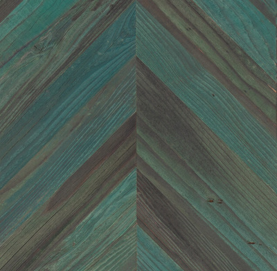 Lost Coast Redwood Weathered Paneling Chevron Copper Patina Sample In 2020 Wood Panel